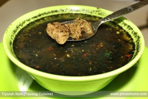Tiyulah Itum at Sitti's Halal Foods www.pinasmuna.com